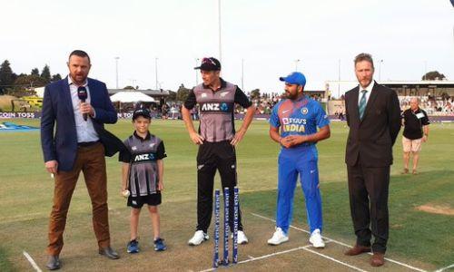 INDvsNZ  5th T20: विराट हुए बाहर शर्मा ने टॉस जीता, ये है इंडिया कि प्लेइंग इलेवन
