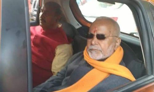 चिन्मयानंद जेल से रिहा, समर्थकों ने किया स्वागत