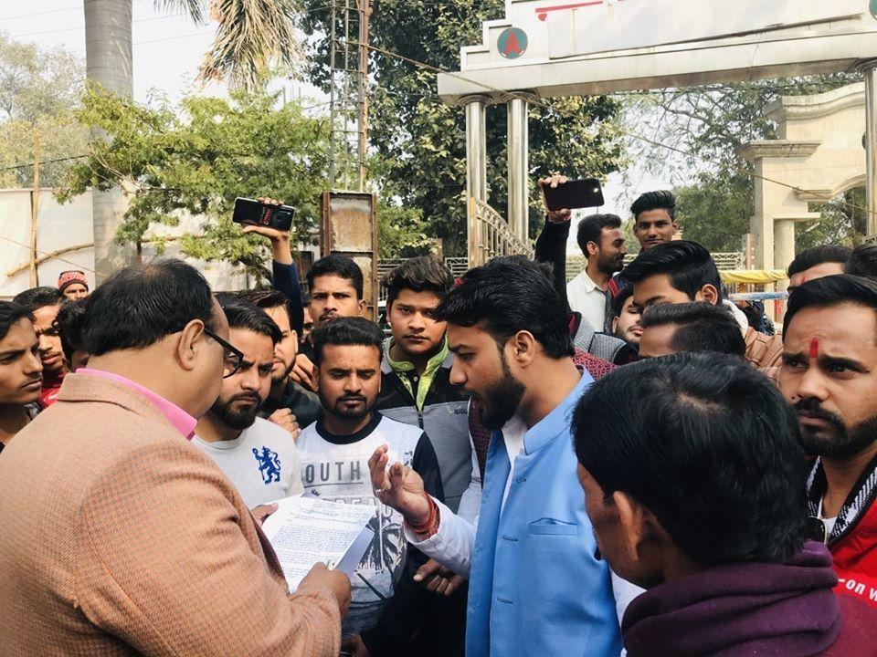 आईजीआरएस पोर्टल पर फर्जी निस्तारण रिपोर्ट लगा रहे नगर निगम के अफसर : रामजी