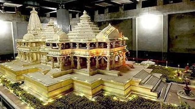 राम मंदिर ट्रस्ट की घोषणा होते ही सामने आने लगी संतों की नाराजगी, परमहंस दास अनशन पर बैठे