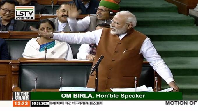 पीएम मोदी ने संसद में जब विपक्षी सांसदों से कहा, मैंने आपके दिमाग का खेत जोत दिया है, अब बीज बोऊंगा