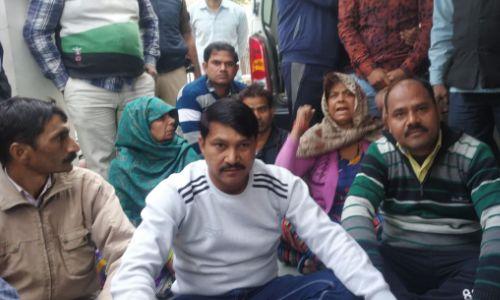सुमित्रा अस्पताल में महिला की मौत,परिजनों ने लगाया लाहपरवाही का आरोप