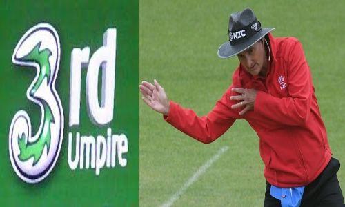 महिला टी-20 वर्ल्ड कप: मैदानी अंपायर के एक फैसले को थर्ड अंपायर ने लगाई रोक, कहां हम देंगे
