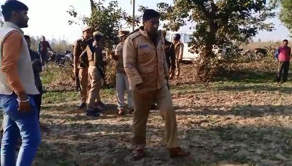 बिजनौर - अज्ञात महिला की मिली लाश, क्षेत्र में सनसनी
