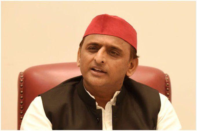 अखिलेश यादव का दावा 2022 में समाजवादी पार्टी अकेले लड़ेगी चुनाव, जीतेगी 351 सीटें