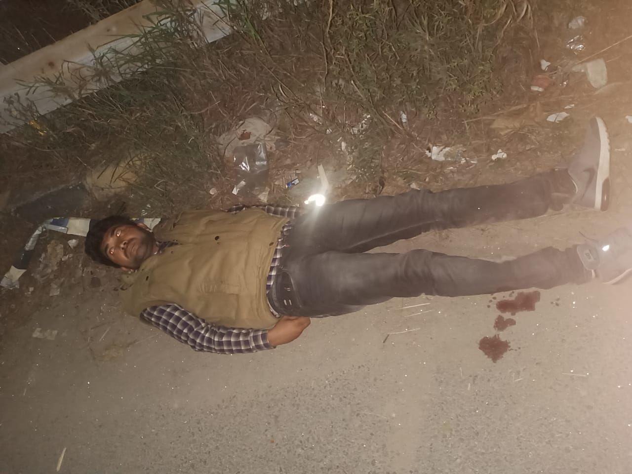 पुलिस मुठभेड़ में शराब माफिया मेहंदी हसन को लगी गोली