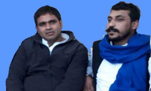 किसानों की समस्याओं को लेकर भीम आर्मी प्रमुख चंद्रशेखर आजाद से मिले रविन्द्र भाटी