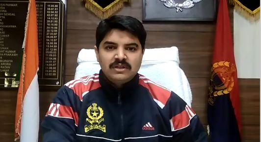 एसएसपी ने बढाई गाजियाबाद जेल की सुरक्षा