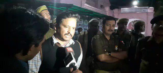 मेरठ: पुलिस मुठभेड़ में यूपी दिल्ली का ईनामी गेंगस्टर शक्ति नायडू मारा गया, एसएसपी अजय साहनी और सीओ जितेन्द्र घायल