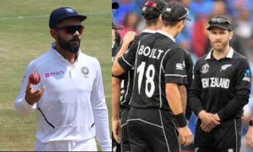 विराट कोहली के एक फैसले ने न्यूजीलैंड क्रिकेट टीम की टेस्ट सीरीज के लिए उड़ा दी है नींद, मची खलबली