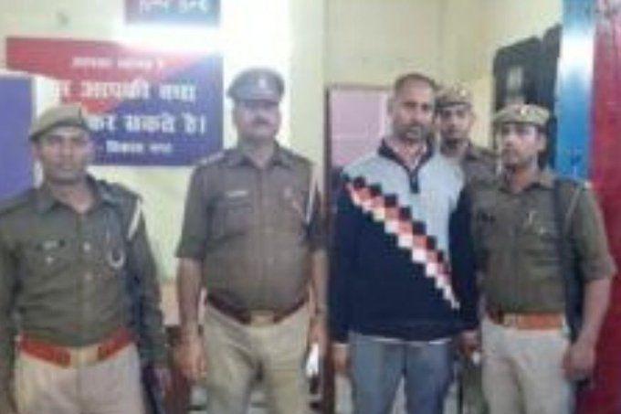 राजनाथ सिंह की सुरक्षा में तैनात सुरक्षा कमांडो गिरफ्तार