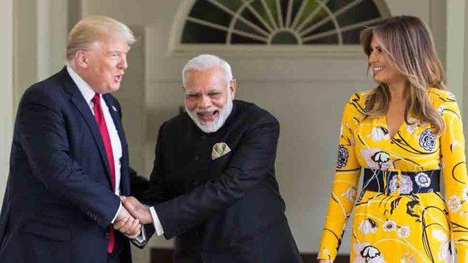 नमस्ते ट्रंप पड़ेगा भारत को महंगा, ट्रम्प परिवार की सुरक्षा पर 100 करोड़ रु. खर्च होंगे