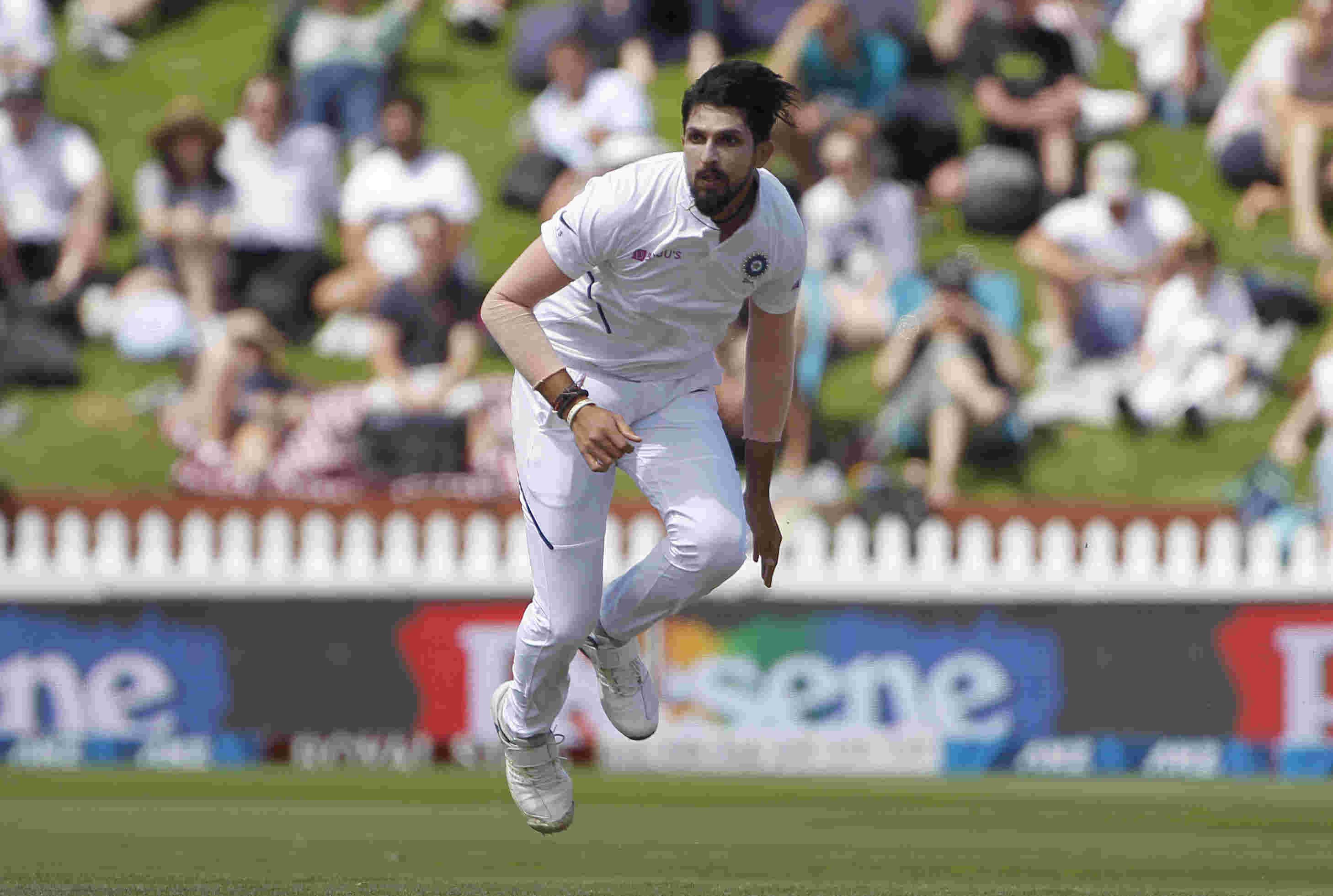 न्यूजीलैंड दौरे पर गये इशांत शर्मा की नींद हुई हराम 48 घंटे में सिर्फ...