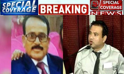 गोरखपुर में डा. कफील के मामा की घर में घुसकर गोली मारकर हत्या