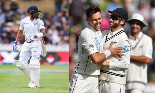 INDvsNZ 1st Test: तीसरे दिन का खेल खत्म, भारत दूसरी पारी में भी लड़खड़ाई फिर भी विराट को है ये उम्मीद