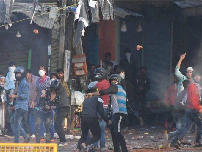 दिल्ली के इन इलाकों में लगा कर्फ्यू, दिल्ली पुलिस ने किया ऐलान