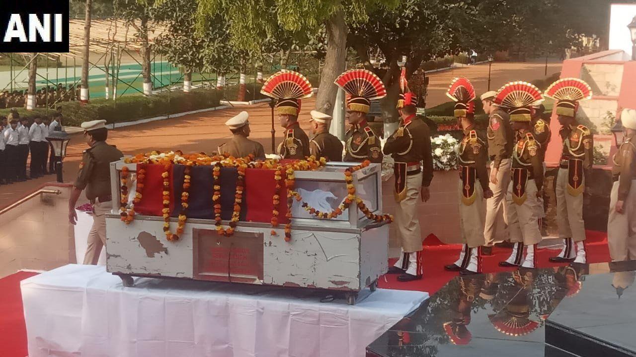 राजस्थान में सीकर में रतन लाल के घर पर धरना शुरू, शहीद का दर्जा देने की उठी मांग