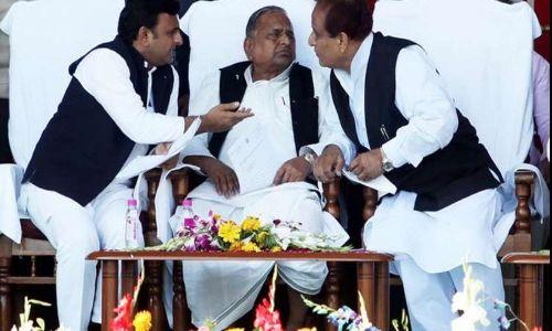 अखिलेश के चचा आज़म खान बीजेपी की सरकार में भेजे गये जेल - डॉ चंद्रमोहन