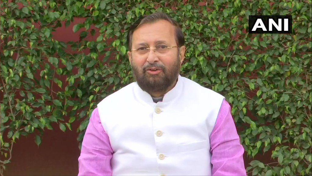 दिल्ली हिंसा: सोनिया के बयान पर बीजेपी का पलटवार, जावड़ेकर बोले- ये गंदी राजनीति है