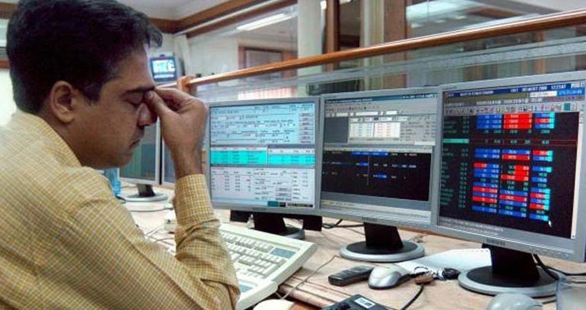 शेयर बाजारों पर कोरोना का अटैक, एक मिनट में निवेशकों के करीब 4 लाख करोड़ डूबे