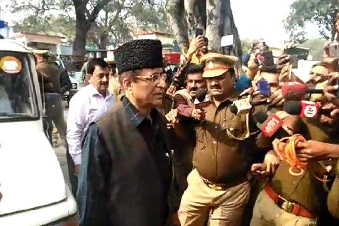 सांसद आजम खान और विधायक तजीन फातमा को जेल में मिली दाल-रोटी और सब्जी, लेकिन नहीं खाया खाना जानते हो क्यों ?