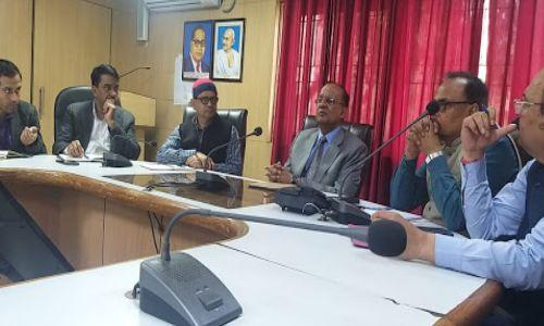 मुख्यमंत्री योगी आदित्यनाथ के नोएडा आगमन के लिए प्रशासन कसी कमर