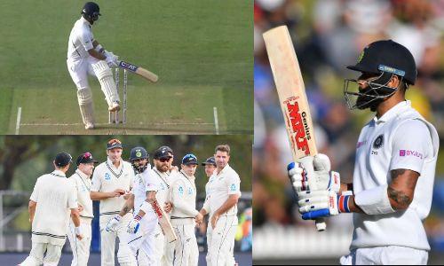 NZvsIND 2nd Test: दूसरे दिन का खेल खत्म, भारत 97 रन से आगे, लेकिन टॉप बल्लेबाज   दूसरी पारी में क्या कर गये जानें?