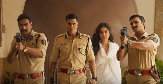 Sooryavanshi Trailer: एक्शन से लबरेज अक्षय कुमार की सूर्यवंशी का ट्रेलर रिलीज, सिंघम-सिंबा की भी है धमाकेदार एंट्री