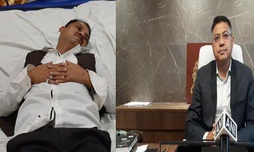 लखनऊ में आईपीएस चारु निगम की फटकार से स्टेनो राजेंद्र शर्मा को पड़ा दिल का दौरा