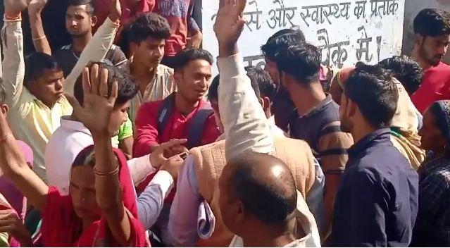 बिजनौर में प्रधानमंत्री आवास योजना में घोटाला