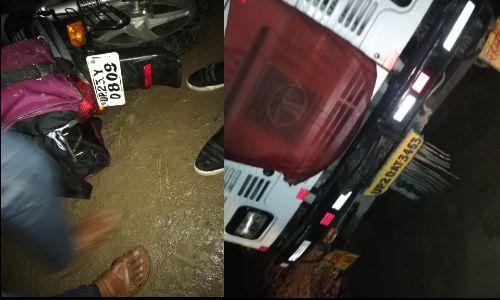 बिजनौर में युवक को ट्रक ने कुचला, लेकिन ऐसा दर्दनाक हादसा अपने नहीं देखा होगा, कमजोर दिल वाले तस्वीरें न देखें अंदर