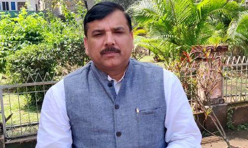 राज्यसभा सांसद संजय सिंह ने भाजपा के लुटेरे मित्रों की सूची जारी,  बोले बताइये इन बेईमानो ने कितने हिंदुओं और मुसलमानों को लूटा