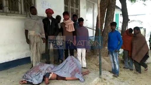 बिहार में होली पर बड़े भाई ने छोटे भाई की पत्नी को रंग लगाया तो छोटे भाई ने कर दी हत्या!