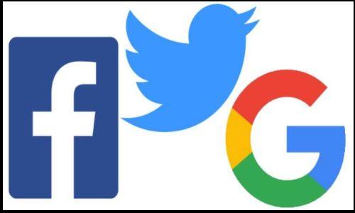 दिल्ली हाईकोर्ट ने फेसबुक,ट्विटर और गूगल को भेजा नोटिस,13 अप्रैल को इस मामले की करेगी सुनवाई