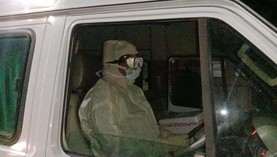 हरदोई: जर्मनी से आया कोरोना का संदिग्ध मरीज़, जिला अस्पताल में कराया गया भर्ती जांच में जुटी टीम