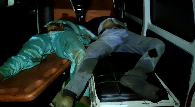 बिजनौर: तेज़ रफ़्तार से दौड़ रही बस ने कार में टक्कर मारी, दो की मौत, तीन गंभीर रूप से घायल