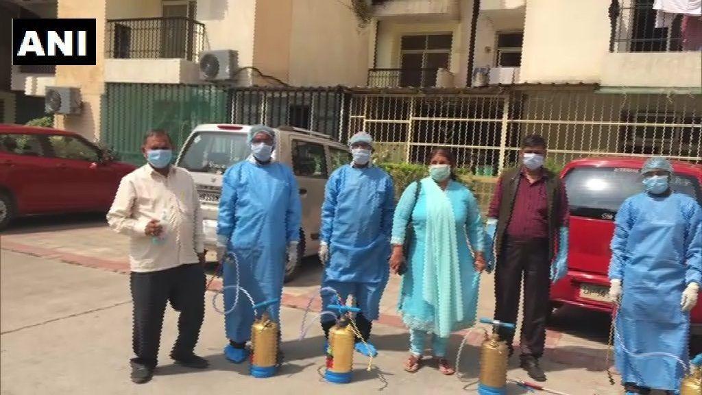 यूपी के गाजियाबाद में दो कोरोना वायरस के मरीज मिले, अस्पताल ने की पुष्टि