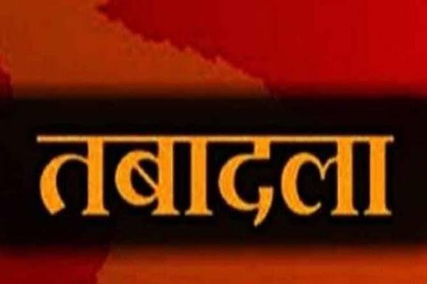 राजस्थान में बड़ा प्रशासनिक फेरबदल, 50 RAS अधिकारियों के हुए तबादले