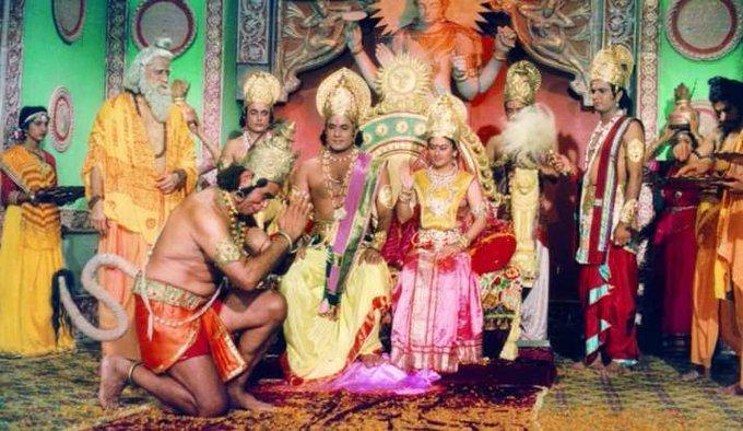 रामानंद सागर की रामायण ने बनाया वर्ल्ड रिकॉर्ड, अब यहां दोबारा होने जा रहा है प्रसारण