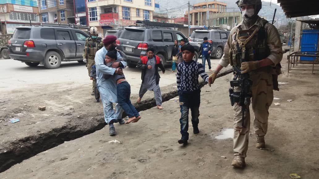 काबुल गुरुद्वारा हमले में खुलासा: आत्मघाती हमलावरों में केरल का आतंकी साजिद भी था..ऐसे हुई पहचान