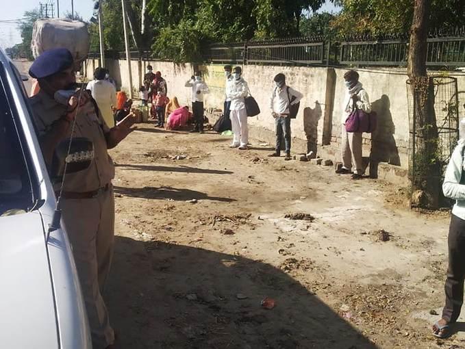 हरियाणाः एक्सप्रेसवे पर पैदल घर जा रहे आठ प्रवासी मजदूरों को गाड़ी ने कुचला, चार की मौत