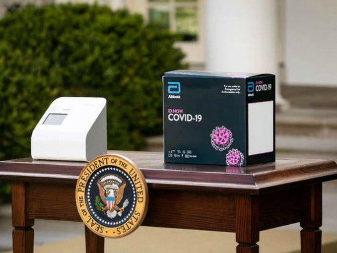 बड़ी खबर: आ जायेगी 5 मिनट में कोरोना संक्रमण की जांच करने वाली किट, जानिए कब तक!