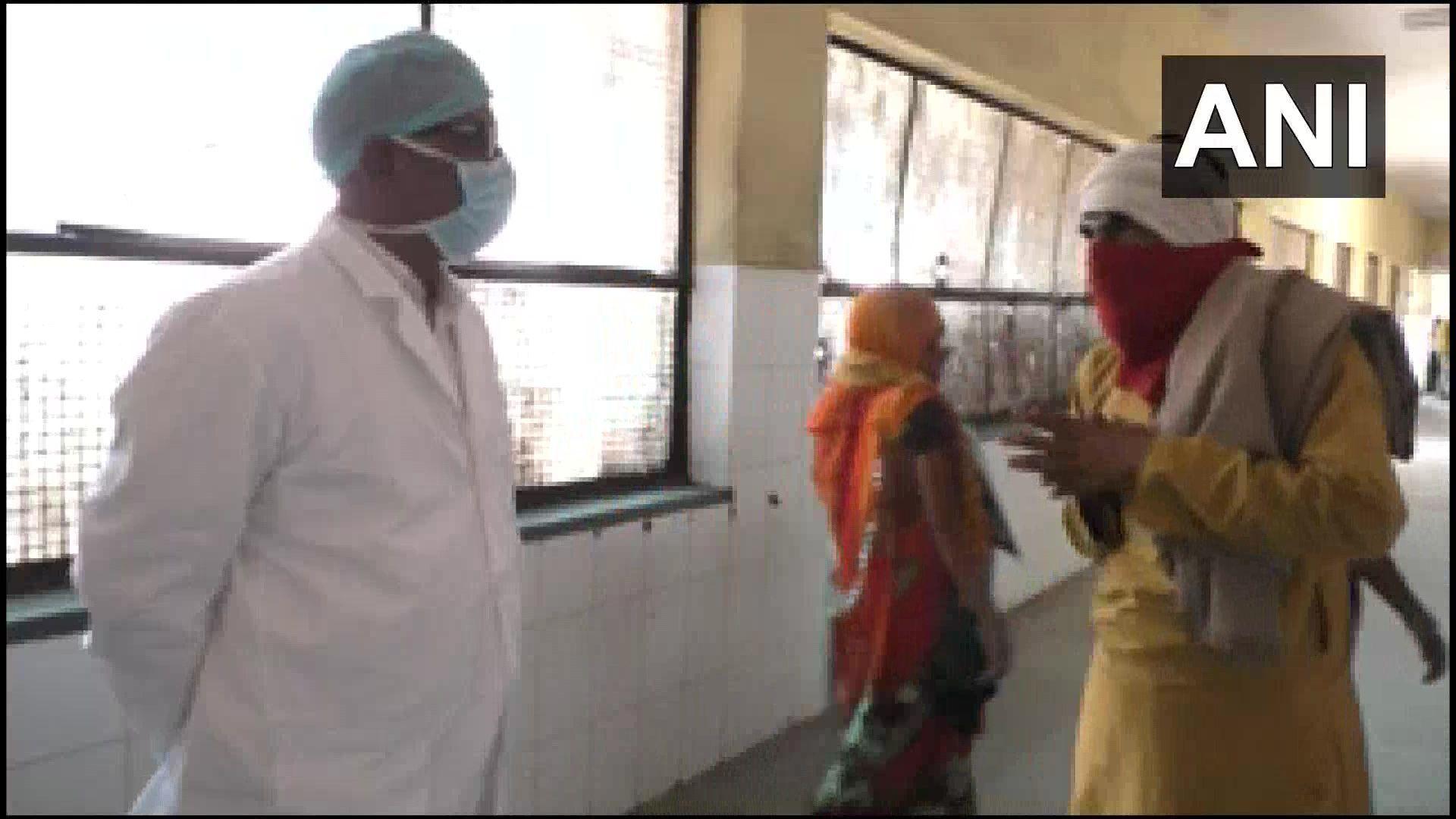 भरतपुर: सरकारी अस्पताल में गर्भवती मुस्लिम महिला को भर्ती करने से किया मना, नवजात की मौत, मंत्री ने कही ये बात