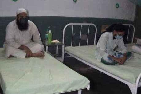 रामपुर में पकड़े गए 12 जमातियों में से पांच में हुई कोरोनावायरस की पुष्टि, प्रशासन में मचा हड़कंप!