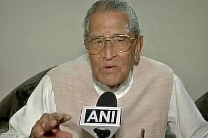 पूर्व केंद्रीय मंत्री और वरिष्ठ कांग्रेस नेता एम.वी. राजशेखरन का निधन
