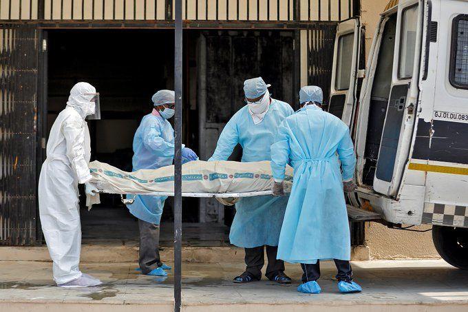 मुरादाबाद में डॉ निजामुद्दीन समेत दो और कोरोना पॉजिटिव मरीजों की मौत