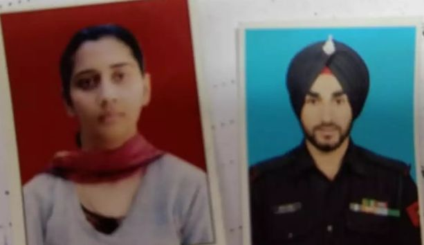 सुबह बच्चे की मौत हुई, शाम को मां-बाप ने लगा ली फांसी, जम्मू कश्मीर में तैनात था सूबेदार पिता