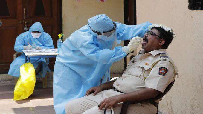 महाराष्ट्र में कोरोना का कहर जारी, पिछले चौबीस घंटे में 36 पुलिसकर्मी निकले कोरोना पॉजिटिव, कुल 531 पुलिसकर्मी संक्रमित