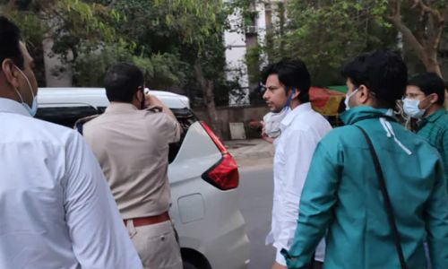 दिल्ली बड़ी खबर: डॉक्टर की खुदकुशी मामले में आप विधायक प्रकाश जरवाल को पुलिस ने हिरासत में लिया