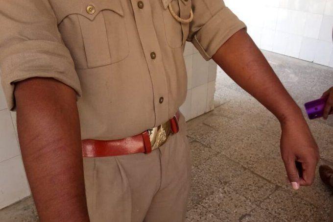 यूपी के कानपुर में Lockdown का उल्लंघन करने से रोकने पर हमला, एक दरोगा समेत 3 सिपाही घायल